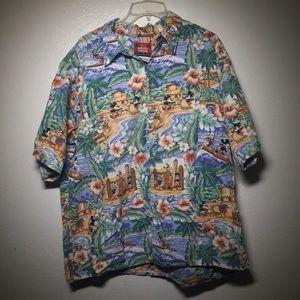 Disney Hawaii Shirt